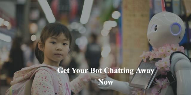 Bot Chatting Away